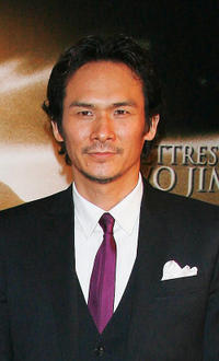 Tsuyoshi Ihara at the France premiere of