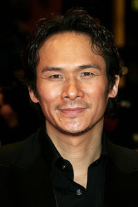 Tsuyoshi Ihara at the premiere of