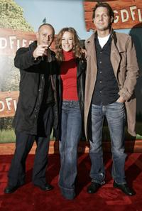 Jurgen Vogel, Alexandra Neldel and Thomas Heinze at the German premiere of