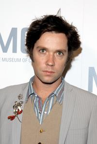 Rufus Wainwright at the Skin and Bones Opening Night Fete.