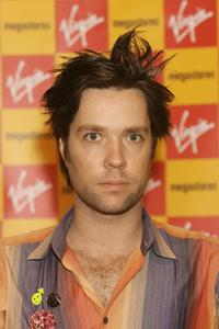 Rufus Wainwright at the signing session of