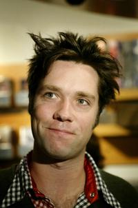 Rufus Wainwright at the opening of