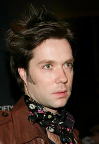 Rufus Wainwright at the special screening of