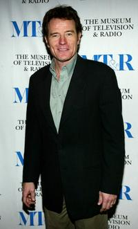Bryan Cranston at the 100th Episode Celebration and Reception of