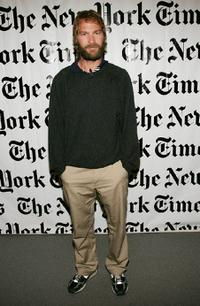 Andrew Wilson at the New York Times