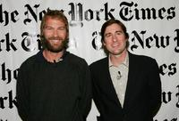 Andrew Wilson and Luke Wilson at the New York Times