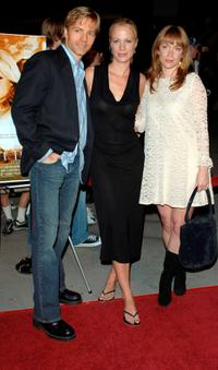 Alison Eastwood, James Wlcek and Bonnie Root at the world premiere of