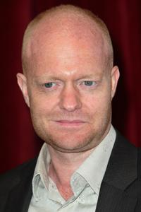 Jake Wood at the London ITV Studios in London, England.