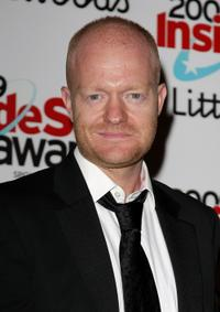 Jake Wood at the Inside Soap Awards 2009.