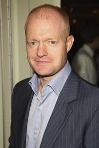 Jake Wood at the TV Quick & TV Choice awards.