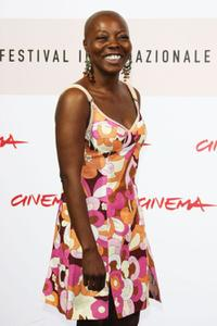 Felicite Wouassi at the photocall of