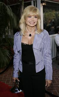 Loni Anderson at the tribute