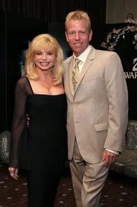 Loni Anderson and Christopher Lawrence at the 8th Annual Costume Designers Guild Awards.
