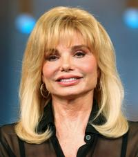 Loni Anderson at the Television Critics Association Winter Press Tour panel discussion.
