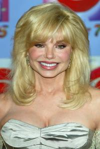 Loni Anderson at the CBS At 75 celebration.