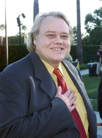 Louie Anderson at the premiere screening of