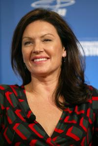 Wendy Crewson at the Toronto International Film Festival press conference of