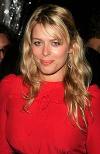 Amanda de Cadenet at the Marc Jacobs after party during the Olympus Fashion Week Spring 2005.