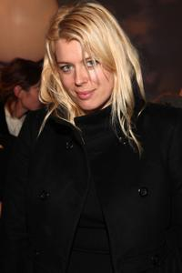 Amanda de Cadenet at the Alexa Chung for Madewell Collection Launch Fall 2010.