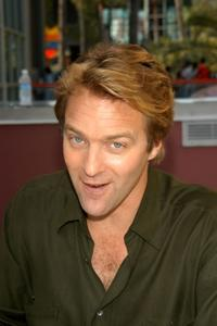 Roark Critchlow at the second day of NBC's Fan Festival 2004.