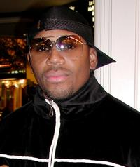 Avant at the 2001 Billboard Music Awards.