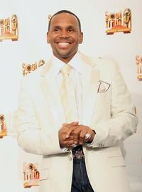Avant at the 20th Annual Soul Train Music Awards.