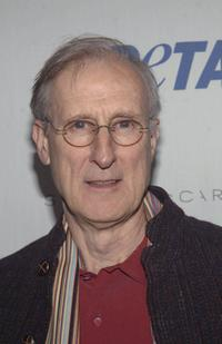 James Cromwell at the PETA Fashion Week Bash.