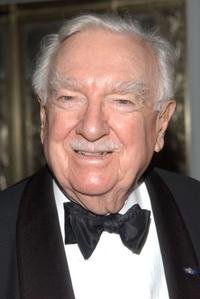 Walter Cronkite at the New York Awards.