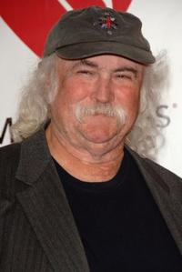 David Crosby at the 2006 MusiCares Person of the Year honoring James Taylor.