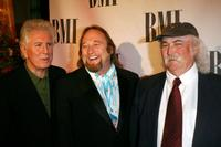 Graham Nash, Stephen Stills and David Crosby at the 54th Annual BMI Pop Awards.