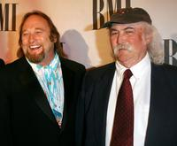 Stephen Stills and David Crosby at the 54th Annual BMI Pop Awards.