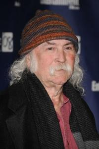 David Crosby at the premiere of