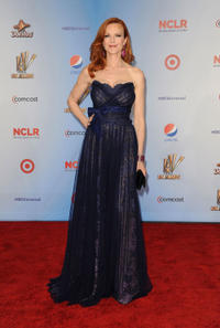 Marcia Cross at the 2011 NCLR ALMA Awards in California.
