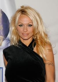 Pamela Anderson at the 2007 World Magic Awards.