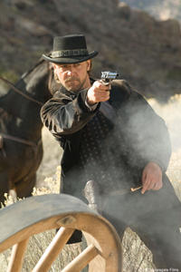 Russell Crowe as Ben Wade in