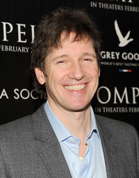 Director Paul W.S. Anderson at the New York premiere of