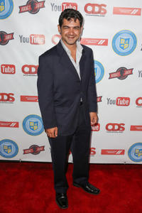 Alexis Cruz at the California premiere of