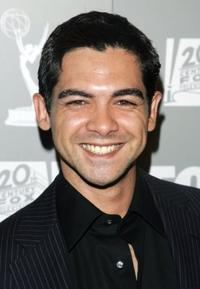 Alexis Cruz at the 2006 Emmy party.