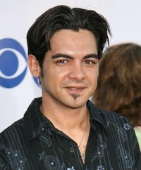 Alexis Cruz at the CBS 2006 Summer TCA Party.