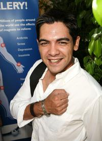 Alexis Cruz at the Frederic Fekkai Pre-Emmy Style 2006 Garden Party.