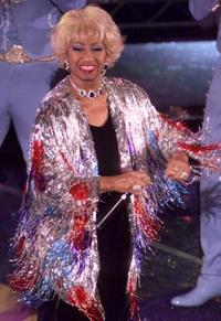 Celia Cruz at the 3rd Annual Ritmo Latino Music Awards.