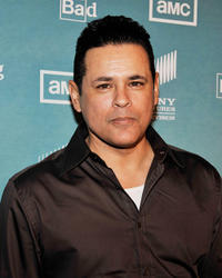 Raymond Cruz at the premiere of