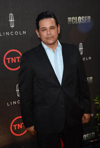 Raymond Cruz at the screening of