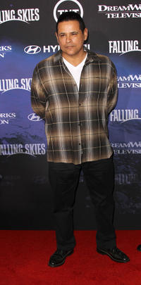 Raymond Cruz at the California premiere of