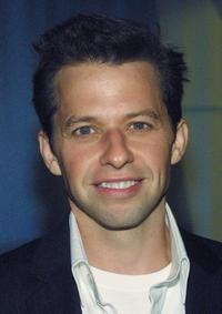 Jon Cryer at the CBS Allstar party.