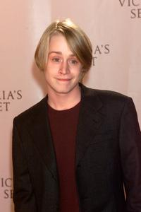 Macaulay Culkin at the Victoria's Secret Fashion Show.