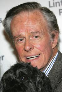 Robert Culp at the Best Friends Animal Society's annual fund-raiser,
