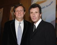 David Hare and Michael Cunningham at the 55th Annual Writers Guild Awards.