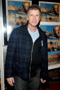 Michael Cunningham at the New York premiere of