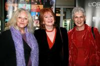 Lynette Curran, Jan Chapman and Sandra Levy at the opening night for the L'Oreal Paris 2007 AFI Gala.
